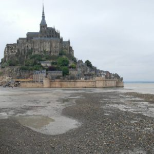 Majestic Mont SaintMichel  Continue reading rarr
