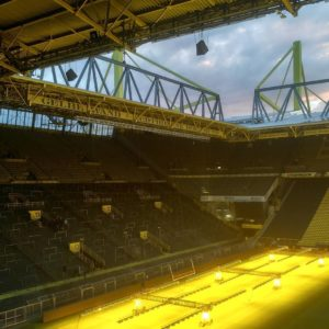 Westfalenstadion stadiontour Continue reading rarr